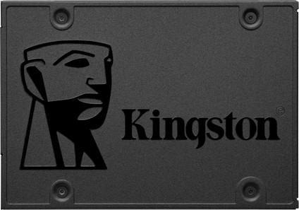 Kingston A400 SSD, 480 GB
