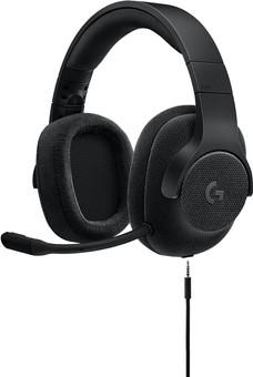 Logitech G433 7.1 Surround-Sound Gaming-Headset Schwarz