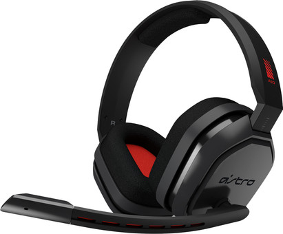 Astro A10 Gaming-Headset PC Rot