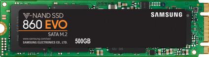 Samsung 860 EVO M.2, 500 GB