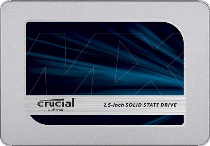 Crucial MX500, 2,5 Zoll, 500 GB