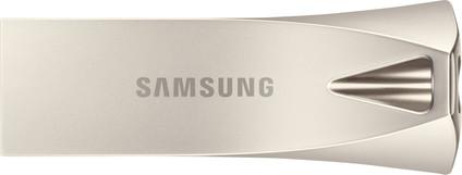 Samsung USB Stick Bar Plus Silber 64 GB
