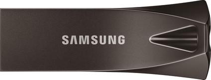 Samsung USB Stick Bar Plus 128 GB Grau