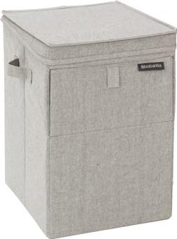 Brabantia Wäschebox 35 Liter - Grau