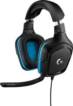 Gaming-Headset Logitech G432 7.1 Surround Sound Wired