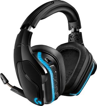Gaming-Headset Logitech G935 Wireless 7.1 Surround Sound Lightsync
