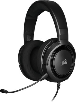 Gaming-Headset Corsair HS35 Stereo Schwarz