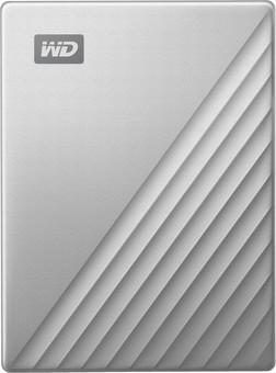 WD My Passport Ultra 1 TB Silber