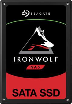 Seagate IronWolf 110 SSD, 960 GB