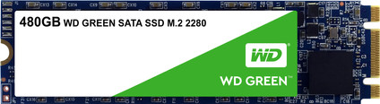 WD Green M.2, 480 GB
