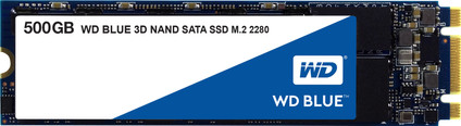 WD Blue M.2, 500 GB