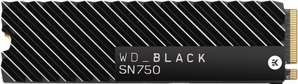 WD Black SN750 500 GB (Plus Heatsink)