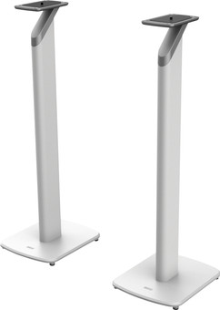 KEF S1 LSX Bodenständer Weiß pro Paar