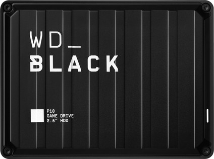 WD Black P10 Game Drive 4 TB