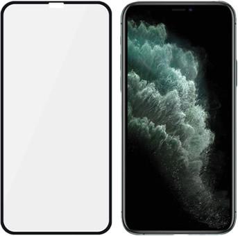 PanzerGlass Hülle Freundliches iPhone Xs Max / 11 Pro Max Displayschutzglas Schwarz