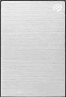 Seagate Backup Plus 5 TB Silber