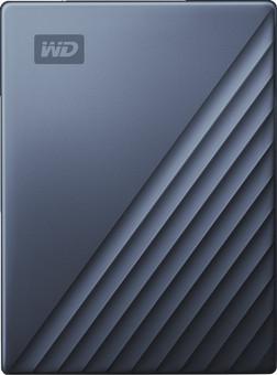WD My Passport für Mac Typ C 2 TB Blau