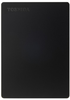 Toshiba Canvio Slim 1 TB Schwarz