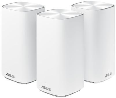 Asus ZenWifi AC Mini CD6 Weiß 3er-Pack