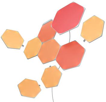 Nanoleaf Shapes Hexagons Starter Kit 9er-Pack
