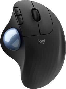 Logitech M575 ERGO Kabellose Trackball-Maus Graphit