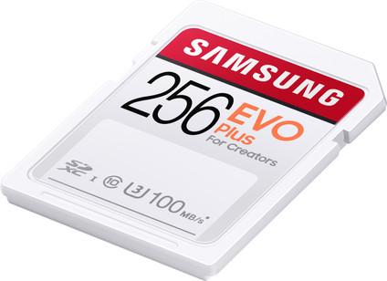 Samsung SD card Evo Plus 256 GB