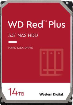 WD Red Plus WD140EFGX 14 TB