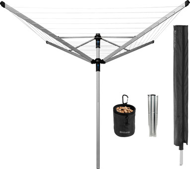 Brabantia-Wäschespinne Lift-O-Matic Advance 50 Meter