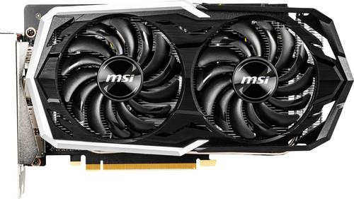 MSI GeForce GTX 1660 ARMOR 6G OC Main Image