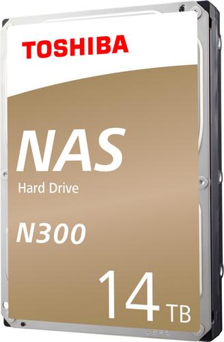 Toshiba N300 NAS Hard Drive 14 TB Main Image