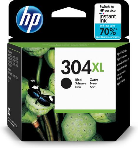 HP 304XL Patrone Schwarz Main Image