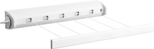 Brabantie-Rollwäscheleine 22 m Weiß Main Image