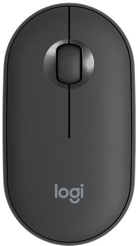 Logitech Pebble M350 Kabellose Maus - Graphit Main Image