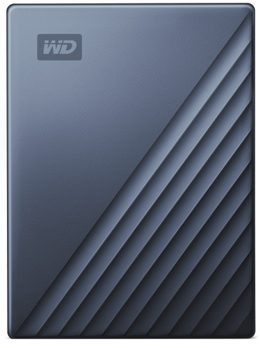 WD My Passport für Mac 5 TB Typ C Blau Main Image