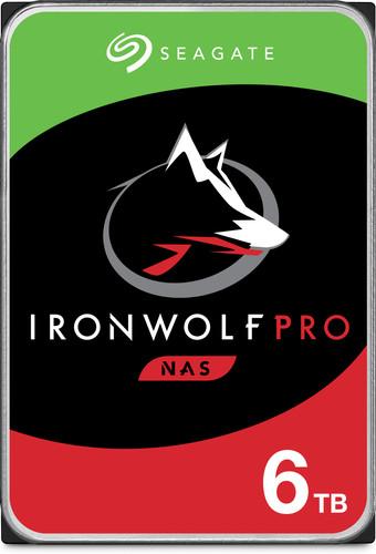 Seagate IronWolf Pro 6 TB Main Image