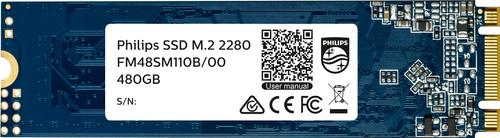 Philips Ultra Speed SATA M.2 SSD 480 GB Main Image