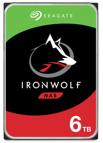 Seagate IronWolf ST6000VN001 6 TB Main Image