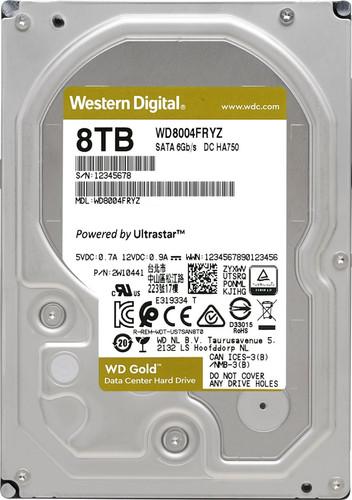 WD Gold WD8004FRYZ 8 TB Main Image