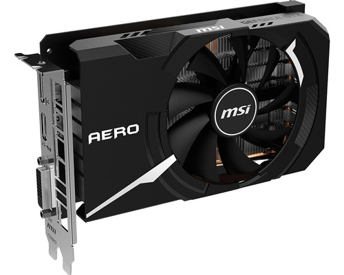MSI GeForce GTX 1650 SUPER AERO ITX OC Main Image