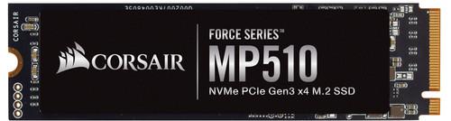 Corsair Force MP510 Gen3 NVMe M.2 SSD 480 GB Main Image