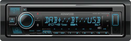 KENWOOD KDC-BT740DAB Main Image