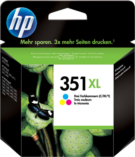 HP 351XL Cartridges Combo Pack Main Image