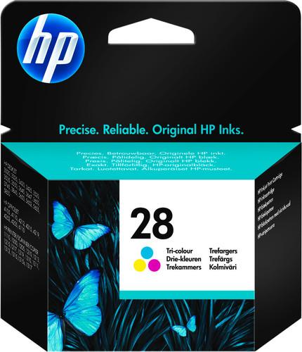 HP 28 Patronenfarbe Main Image
