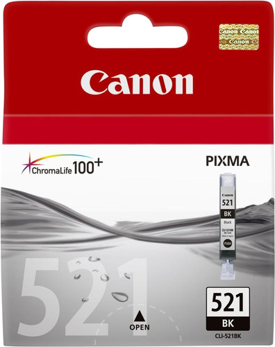 Canon CLI-521 Patrone Schwarz Main Image