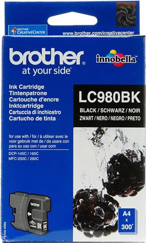 Brother LC-980 Patrone Schwarz Main Image