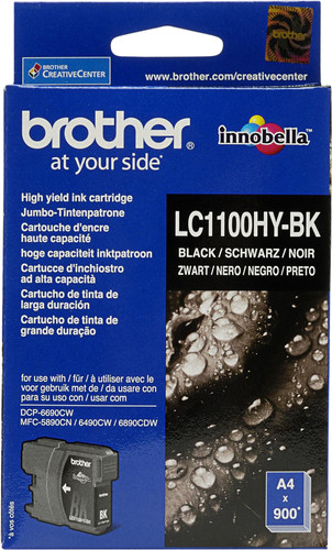Brother LC-1100HYXL Patrone Schwarz Main Image