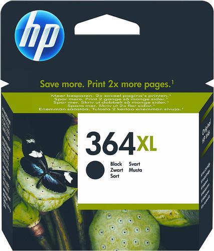 HP 364XL Patrone Schwarz Main Image