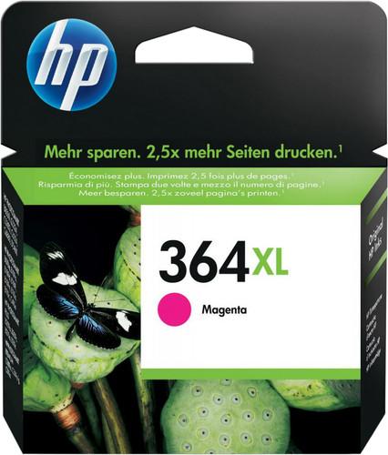 HP 364XL Patrone Magenta Main Image