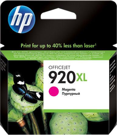 HP 920XL Patrone Magenta Main Image