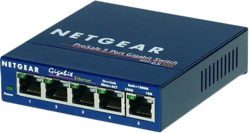 Netgear GS105 Main Image